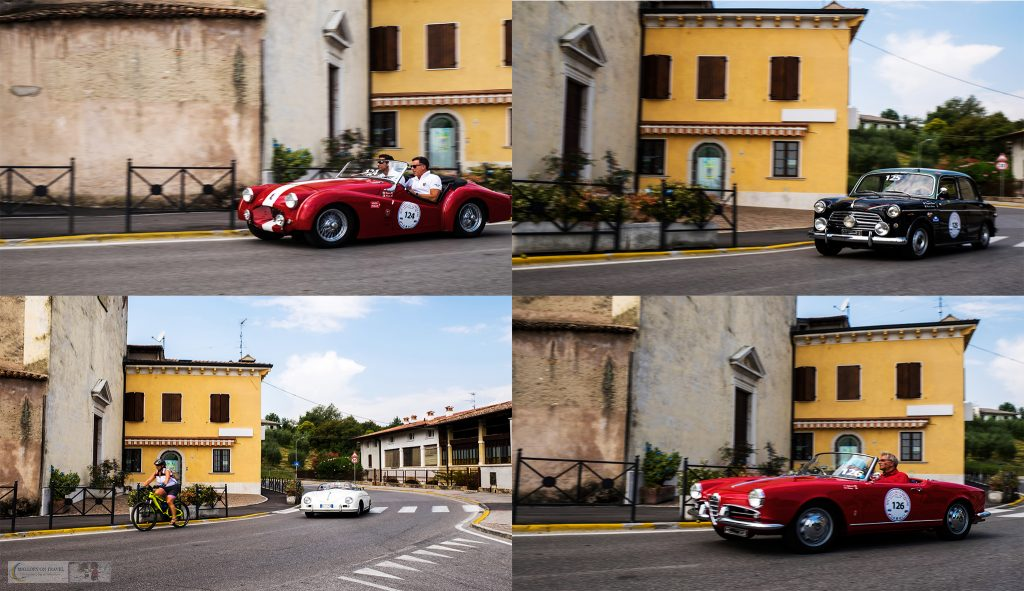 A classic car rally in the Gardone Riviera region of Lombardia, Italy on Mallory on Travel adventure travel, photography, travel iain-mallory_garda-1-1-2