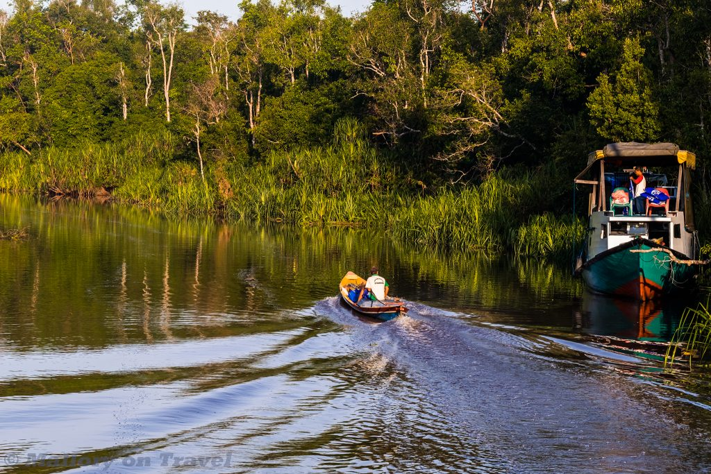Cruising on the Sekonyer River in Tanjung Puting in Kalimantan, Borneo, Indonesia on Mallory on Travel adventure travel, photography, travel Iain Mallory_Indo-1-16