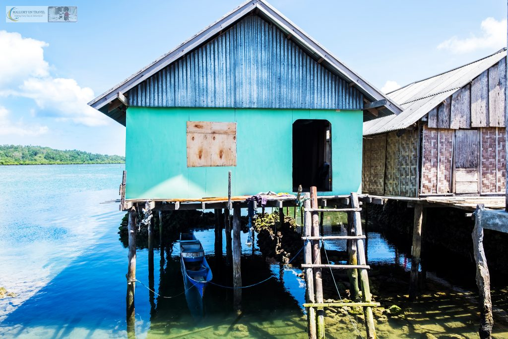 The police station in the Bajo village, Pulau Hoga in Wakatobi, Sulawesi in Indonesia on Mallory on Travel adventure travel, photography, travel iain-mallory_indo1527