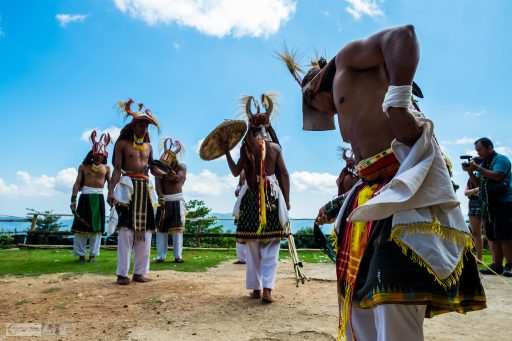 Culture of Indonesia; Manggaraian caci dancers in the village of Melo on Flores, Komodo Island National Park in the Republic of Indonesia on Mallory on Travel adventure travel, photography, travel iain-mallory_indo-1-161