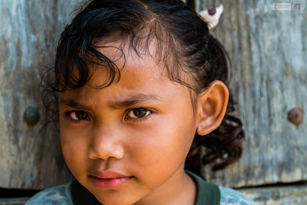 A young Manggaraian child in Melo on Flores in the Komodo Island National Park, Indonesia on Mallory on Travel adventure travel, photography, travel iain-mallory_indo-1-332