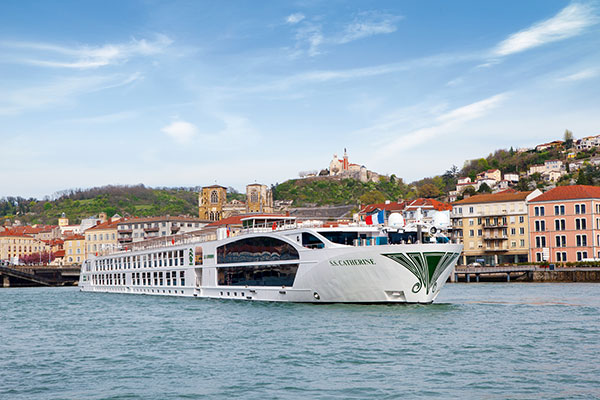 Plan a cruise month; The SS Catherine, the UniWorldCruises French cruising ship on Mallory on Travel adventure travel, photography, travel original_10-14-ss-catherine