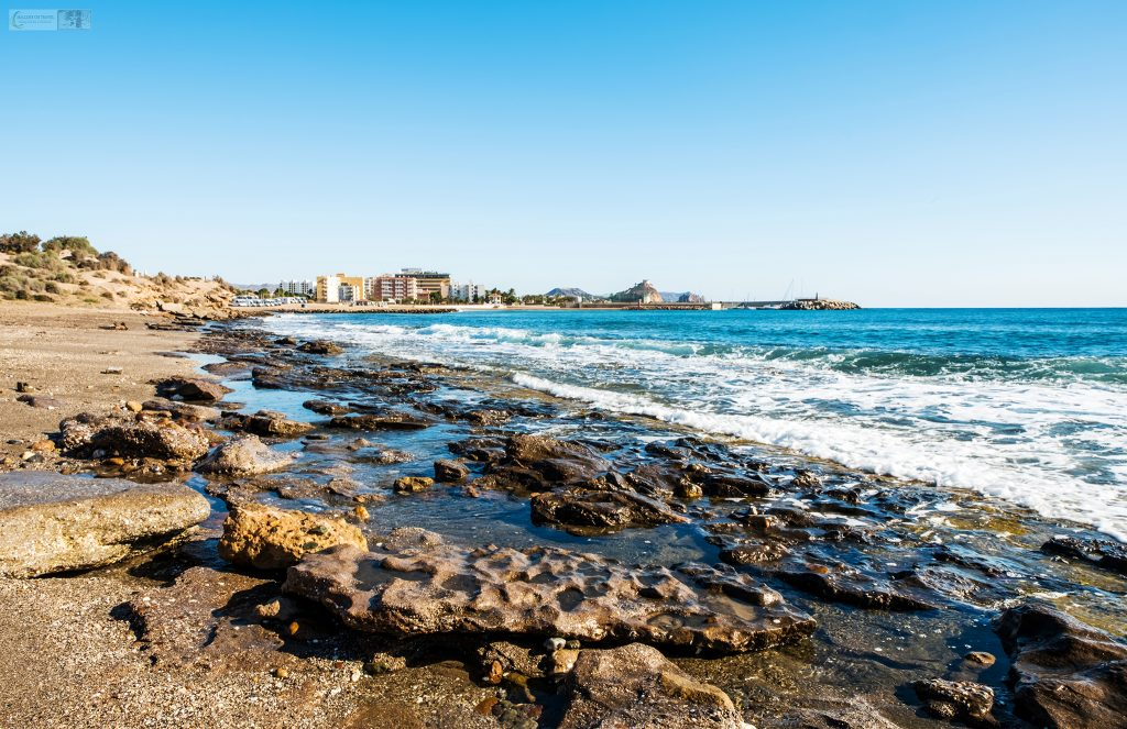 A beach near Águilas, Murcia on the Spanish coast of Costa Cálida in Mediterranean Spain on Mallory on Travel adventure travel, photography, travel iain-mallory_murcia-001-43