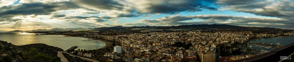 Panorama of the port of Águilas in Murcia, Costa Cálida in Spain on Mallory on Travel adventure travel, photography, travel iain-mallory_murcia-1-7