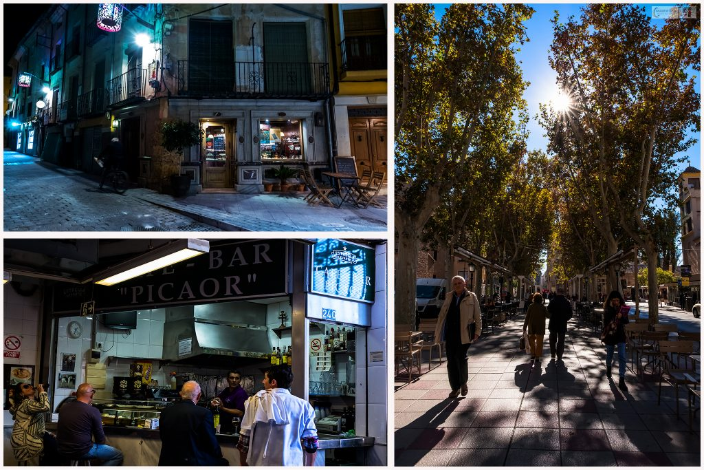 Street life in Murcia, montage of images from around the streets of Murcia and Caravaca in Costa Calida, Spain on Mallory on Travel adventure travel, photography, travel Iain Mallory_Murcia-1