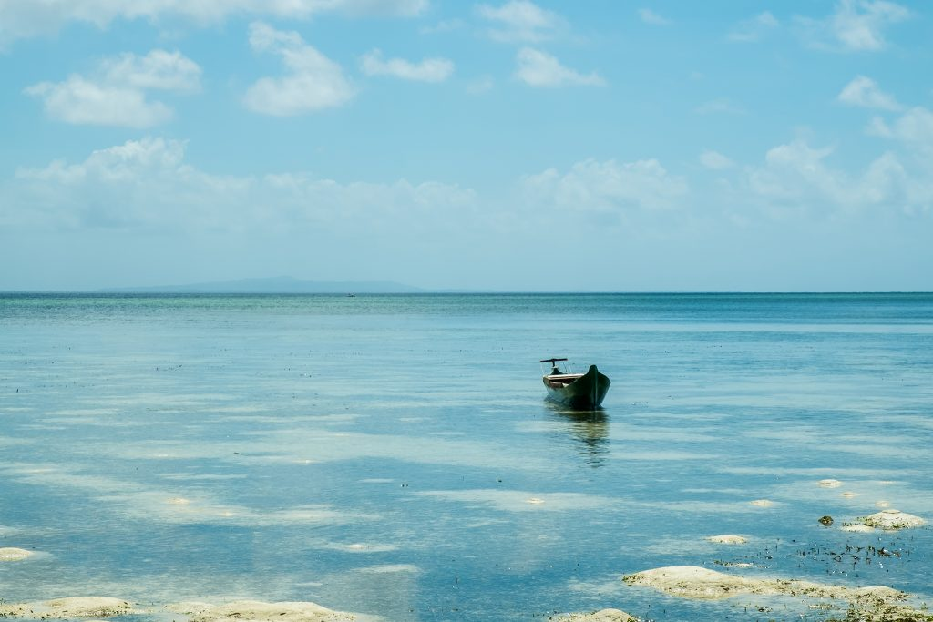 Adventure on the open sea, an empty boat in Wakatobi in Indonesia on Mallory on Travel adventure travel, photography, travel Iain Mallory_Indo-1-84