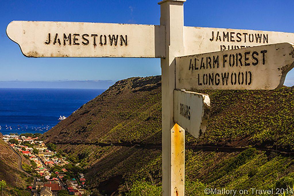 Jamestown, St Helena, the south Atlantic island and British Overseas Territory, one time exile of Napoleon Bonaparte Iain Mallory-300-19 Jamestown