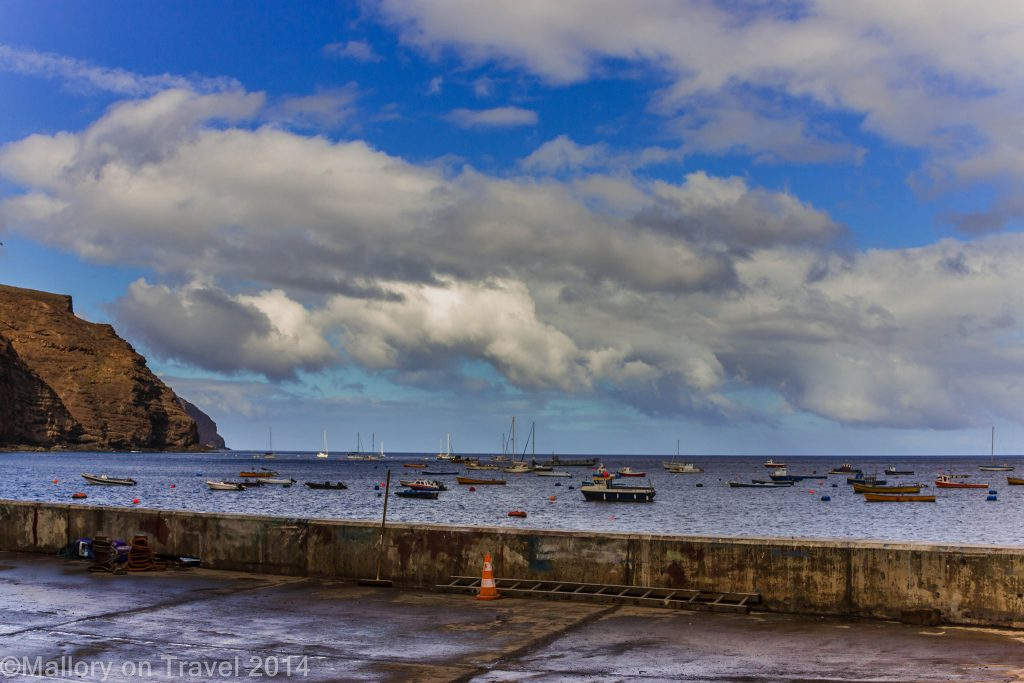 The harbour at Jamestown, St Helena, and island in the south Atlantic and British Overseas Territory on Mallory on Travel adventure travel, photography, travel Iain Mallory-300-7a Jamestown