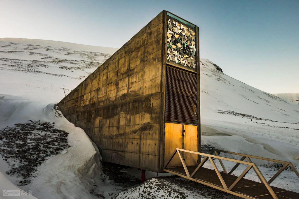 The Seed Vault near Longyearbyen on Spitzbergen in Svalbard, Norway inside the Arctic Circle on Mallory on Travel adventure travel, photography, travel Iain Mallory_Svalbard-1-77