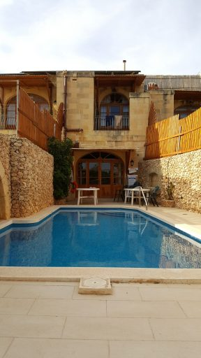 Tu Salvu a Maltese guesthouse on the island of Gozo, in the Mediterranean Sea, Malta on Mallory on Travel adventure travel, photography, travel