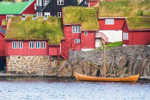 "Arriving in Torshavn, the Faroe Islands on the Windstar ""Star Pride"" cruising from Reykjavik to Edinburgh on Mallory on Travel adventure travel, photography, travel Iain Mallory_windstar-1-2a"