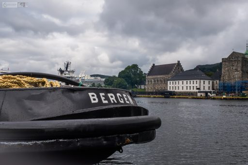 """Bergen harbour in Norway on an excursion from the Windstar """"Star Pride"""" northern Europe cruise on Mallory on Travel adventure travel, photography, travel Iain Mallory_windstar-1-68"""