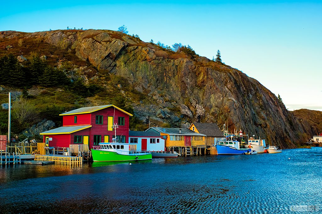 Quidi Vidi on the outskirts of St John's the capital city of Newfoundland in Canada on Mallory on Travel adventure travel, photography, travel Iain Mallory_stjohns-15