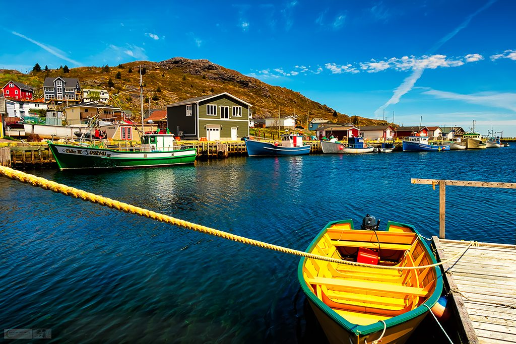 Petty Harbour near St John's and Cape Spear in Newfoundland and Labrador, Canada on Mallory on Travel adventure travel, photography, travel Iain Mallory_stjohns-16