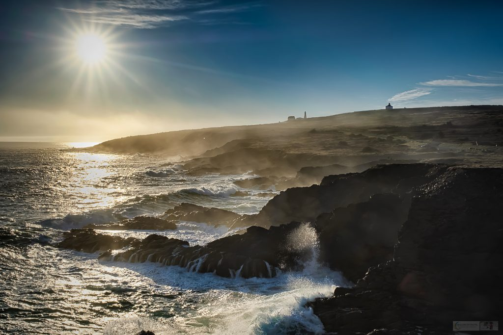 Cape Spear, the most easterly point on the north American continent, the lighthouses which protect nearby St John's, Newfoundland in Canada on Mallory on Travel adventure travel, photography, travel Iain Mallory_stjohns-8