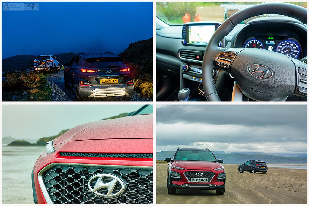 Around the Hyundai Kona 10 Challenge in Snowdonia National Park, North Wales on Mallory on Travel adventure travel, photography, travel Iain Mallory_Hyundai montage