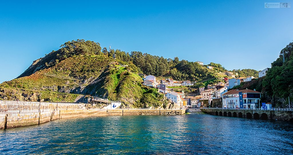 The village port of Cuderillo on the coast of Asturias in the northern region of Spain known as Green Spain on Mallory on Travel adventure travel, photography, travel Iain Mallory_spain-8